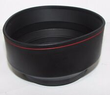 Screw in 77mm Collapsible Rubber Lens Hood for 80-200mm f2.8 zoom S232351