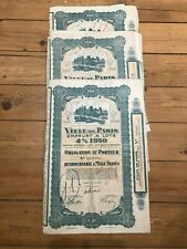 20 x DECO => VILLE DE PARIS 1930 for 1€ ?