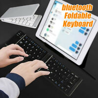 Wireless Foldable bluetooth Keyboard for Windows/Android/ios Tablet ipad Phone