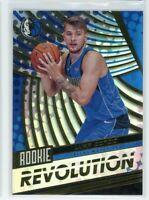 2018-19 Luka Doncic Panini Revolution Rookie Revolution RC