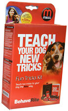 Chien Puppy Fun Tricks Kit Target Stick Clicker Target Marqueurs Guide de formation