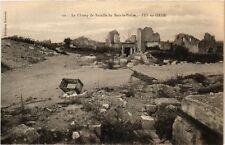 CPA  Militaire - Le Champ de Bataille du Bois-le-Pretre - Fey-en-Haye  (696404)