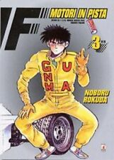 manga STAR COMICS F1 MOTORI IN PISTA numero 3