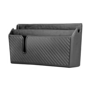 1x Auto Box Pocket Organizer fit for Phone /headset/Wallet/ Coin/Card/Glasses