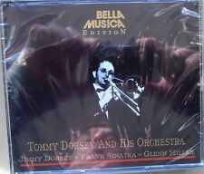Tommy Dorsey and his Orchestra - Jimmy Dorsey, Frank Sinatra - 2 CDs neu & OVP