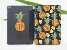 Pineapple iPad Pro Air 3 2019 Case Floral Smart Cover iPad Pro 10.5 11 12.9 2018