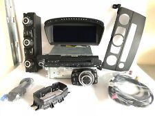 BMW E60 E61 E63 M5 M6 5 6 Series CIC HDD Prof Navigation SAT NAV RETROFIT SET