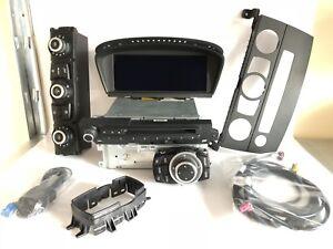 BMW E60 E61 E63 M5 M6 5 6 Series CIC HDD DVD Proff Navigation SAT NAV RETROFIT