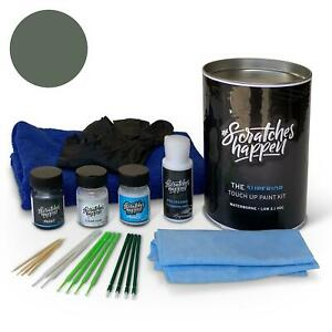 Exact-Match Touch Up Paint Kit - Land Rover Lago Gray (911/LES)