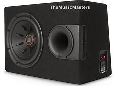 "JBL S2-1024SS Car Audio 10"" Subwoofer Speaker & Enclosure 2 or 4 ohm Selectable"