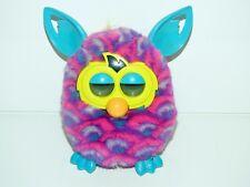Hasbro Furby Boom Electronic Toy Purple Pink Waves Rare
