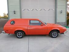1978 Ford pinto cruising wagon delux