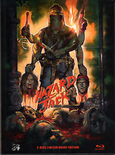 Hazard Jack , Blu-Ray , strong limited Mediabook , uncut , new, Slasher Massacre