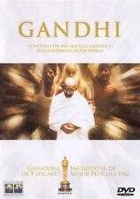 Gandhi, Edición Sencilla 1 Disco DVD