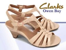Zapatos Clarks 'Owen way' - crema - 39 - PVP 90 € - nuevos - autenticos - Shoes