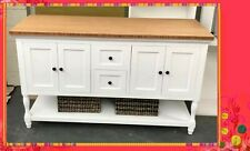 Recycle Pine French Provincial Furniture French Buffet Sidetable