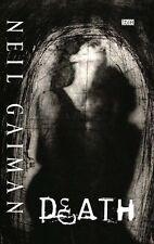 DEATH HC (deutsch) Hardcover-Gesamtausgabe + signed Artprint SANDMAN Neil Gaiman