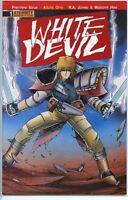 White Devil 1990 series # 1 near mint comic book