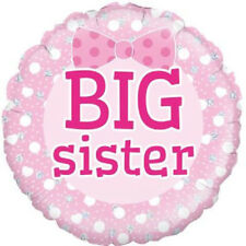 BIG SISTER 18 inch Foil BALLOON