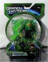 NEW. 2010 Mattel Action Figure, GL05, Green Lantern - Green Man