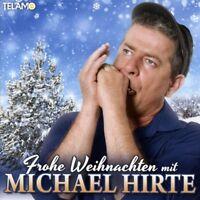 MICHAEL HIRTE - FROHE WEIHNACHTEN MIT MICHAEL HIRTE   CD NEU