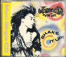 "Jeanne D. & The Force-Shake It Up! 3"" CD MAXI 1990"
