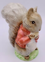 Beatrix Potter Timmy Tiptoes 1948 Beswick England F Warne & Co Figurine