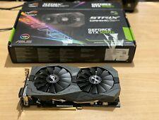 ASUS NVIDIA GeForce STRIX-GTX1050TI 4GB Mid Range Gaming Graphics Card