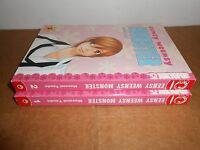 Eensy Weensy Monster Vol. 1-2 by Masami Tsuda Manga Book Complete Lot English
