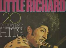 LITTLE RICHARD - 20 GREATEST HITS  masters LP 1987  NL