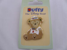 Disney * DUFFY BEAR * New on Card Trading Pin