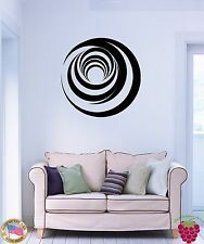 Wall Stickers Vinyl Decal Circles Abstract Modern Cool Decor  (z1619)