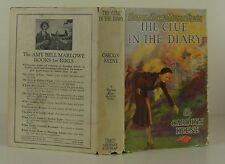 CAROLYN KEENE Nancy Drew Mystery Stories: The Clue in the Diary TRUE FIRST ED