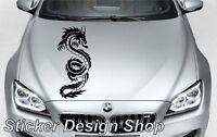 Drachen Dragon Drache Autoaufkleber Auto Aufkleber Sticker Seitenaufkleber Neu