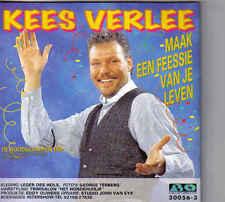 Kees Verlee-Maak Een Feessie Van Je Leven cd single