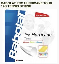 Brand new Babolat Pro Hurricane Tour 17g/1.25 Tennis Strings , 1 Packet