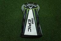Callaway Great Big Bertha Epic Driver Golf Headcover Head Cover Very Good