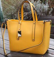 The Kasia BNWT Italian Handmade Large Saffiano Leather Tote Bag