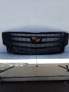 2015 2016 2017 2018 2019 CADILLAC ESCALADE FRONT GRILLE CAMERA TYPE OEM USED
