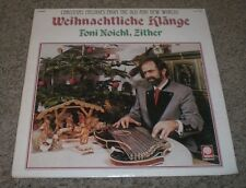 Christmas Melodies From The Old And New Worlds Toni Noichl~1980 World Folk~FAST!