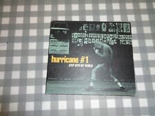 HURRICANE #1 - STEP INTO MY WORLD 1997 UK CD SINGLE IN DIGIPACK,free p+p