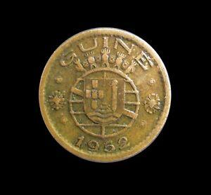 PORTUGUESE GUINEA BISSAU 50 CENTAVOS 1952 KM 8 #3462#
