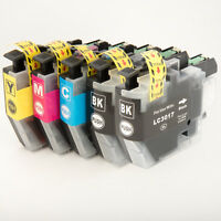 5 Lot LC3017 XL Ink Cartridge for Brother LC3017 MFC-J5330dw J6930dw MFC-J6530dw