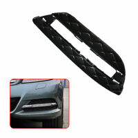 Front Bumper Left Fog Light Grille Black For MERCEDES BENZ C CLASS W204 2010-14