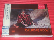 JAPAN MQA UHQ CD STEVIE WONDER Talking Book High Resolution Audio