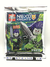 Lego® Figur Nexo Knights™ Fred™ Polybag limited Edition Jestro™ Monstrox  Neu