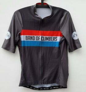 Band of Climbers Cycling Jersey - BoC - Short Sleeve - Large - VGC
