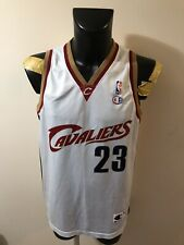 Maillot Basket Nba Champion Cleveland Numero 23 James Taille L