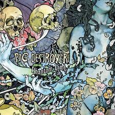 Pig Destroyer - Phantom Limb LP - Grindcore - Black Vinyl - NEW COPY Scott Hull