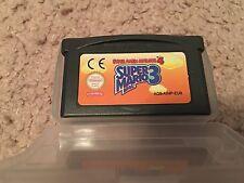 Super Mario Advance 4: Super Mario Bros. 3 (Nintendo Game Boy Advance, 2003) GBA